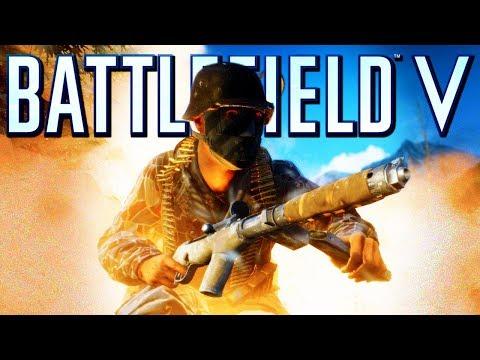 Battlefield 5 TheBrokenMachine's Chillstream (Battlefield V 60 fps PS4 Pro multiplayer Gameplay)