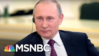 President Doanld Trump Warns Russia About Shooting Down US Missiles | Morning Joe | MSNBC - Video Youtube