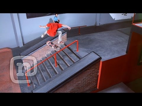 Ryan Sheckler Edit: A Session With Plan B Skate Video