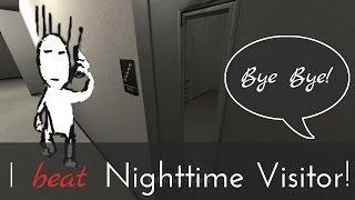 Nighttime Visitor: I found a GLITCH & also beat the game! TAKE THAT ALEX [pt. 3]