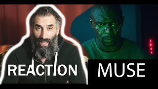 MUSE   Algorithm [Official Music Video] REACTION VIDEO