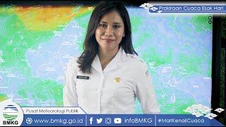 Prediksi Cuaca Ekstrem BMKG Hari Ini, 13 Oktober 2021: Jakarta Cerah Berawan