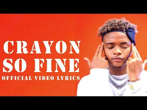 Mavin Records Crayon So Fine official video lyrics