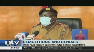 Nairobi Regional Commissioner dismisses Ruai demolition claims as