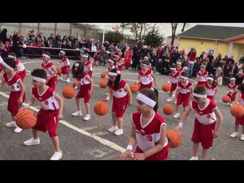 23 Nisan Basketbol Şovu 1. Sınıf