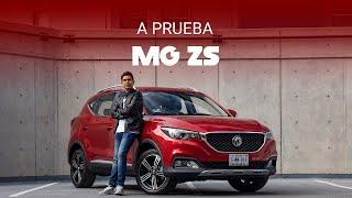 MG ZS, a prueba: así juega sus cartas una nueva marca en el reñido segmento de los B-SUV