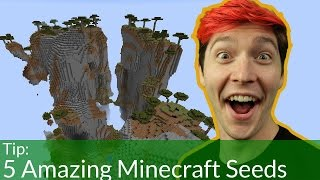 5 Amazing Minecraft Seeds