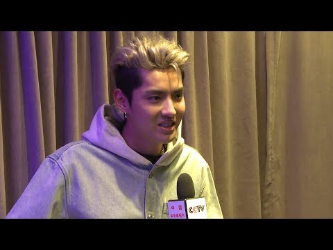 Pop star Kris Wu talks about being first Chinese artist to perform at the Super Bowl