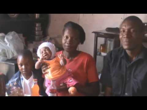 Tinovimbanashe Macheyo Baby Welcome party, Gunhill, Harare, 2010