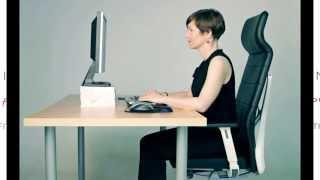 Jak zdravě psát na počítači a používat myš.