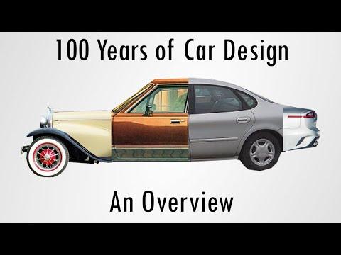 Car Design History: Automotive Styles Through the Decades