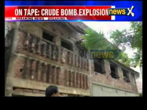 Bomb explosion in Barrackpore, West Bengal