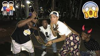 PELEA DE MARIC0NES 🔥!! Bad Bunny En Olla Vs Austin Style 😂 (QUE CURA) Batalla Freestyle Olímpico