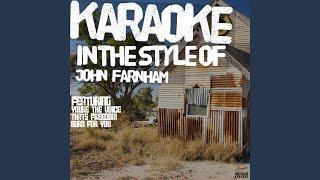 Don't You Know It's Magic (Karaoke Version)