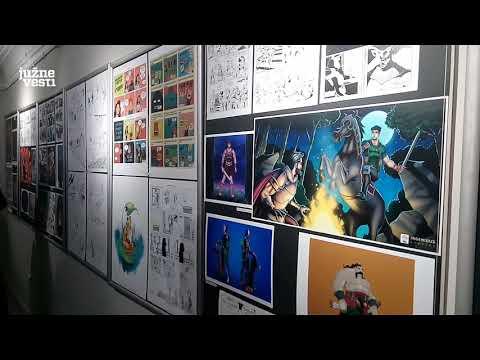 Stripovi iz celog sveta na Smotri u Leskovcu