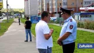 Зачем на «рядовое» нарушение ПДД приехала верхушка чувашского МВД?