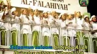 Full Album Sholawat Al Muqtashidah Langitan - Album Rohman Ya Rohman