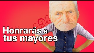 HONRARÁS A TUS MAYORES. DEVOCIONAL PARA NIÑOS AMY & ANDY. VIDEOS PARA ESCUELA DOMINICAL