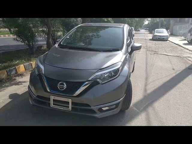 Nissan Note E 2016 for Sale in Lahore