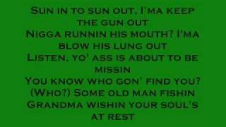 DMX  Party Up In Here Lyrics
