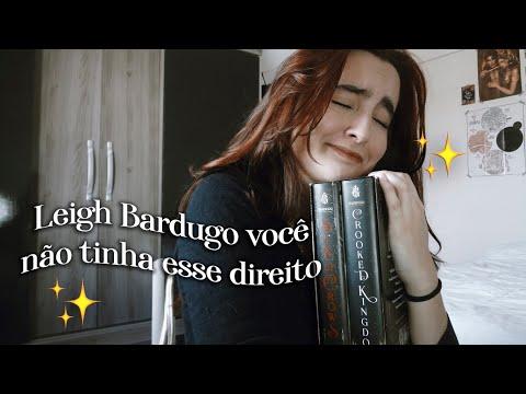 DUOLOGIA SIX OF CROWS, de Ligh Bardugo | Booktalk com a Ana