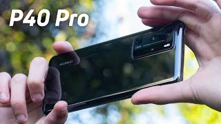 The Huawei P40 Pro is a photography POWERHOUSE - Hands on!
