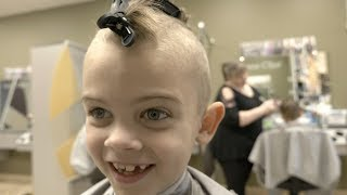 AMAZING HAIRCUT AT GREAT CLIPS | MOM LOVES THE GREAT CLIPS APP