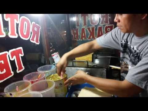 Video Cara membuat Roti Bakar Bandung