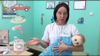 Как успокоить новорожденного харви карп