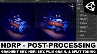 unity 2019 hdrp skybox - TH-Clip
