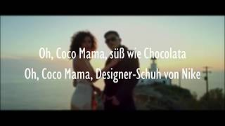 DARDAN ~ COCO MAMA (Official HQ Lyrics) (Text)