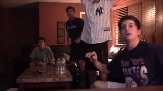 Yankees Fan Reaction - Yankees Indians - Game 5 ALDS | Kholo.pk
