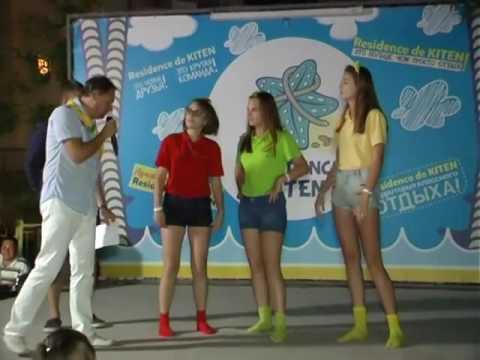 Талант шоу Пятый отряд 2 песни