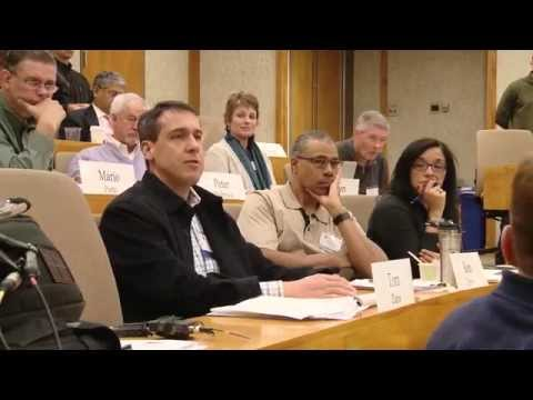 2015 Environment Think Tank - Overview