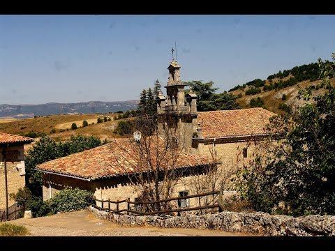 Fotos de: Burgos - Salinillas de Bureba - Santuario de Santa Casilda y entorno