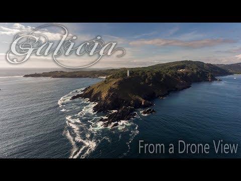 נופיו המרהיבים של חבל גליסיה שבספרד נחשפים בסרטון האיכותי הבא