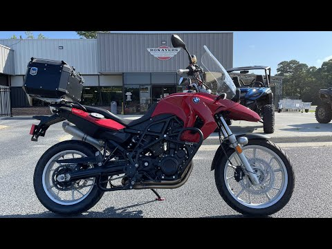 2009 BMW F 650 GS in Greenville, North Carolina - Video 1