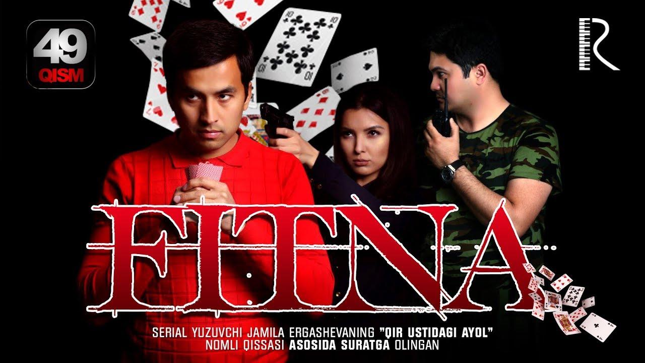 Fitna (ozbek serial)49-qism