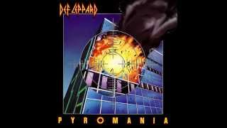 Def Leppard - Billy's Got A Gun - HQ Audio