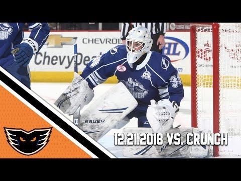 Crunch vs. Phantoms | Dec. 21, 2018