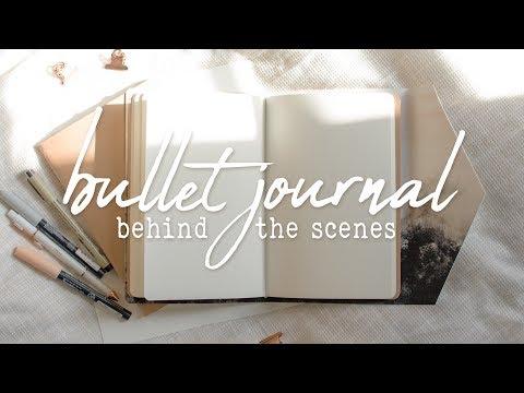 How I Start & Plan my Bullet Journal + Useful Beginners Tips! ☆