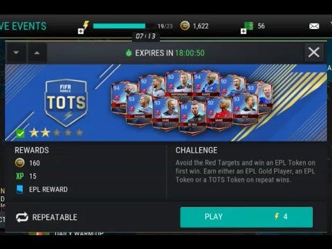 Video OFFICIAL TOTS TRICK / ANDROID / FIFA MOBILE