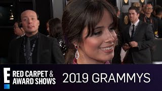 """Camila Cabello Has Her """"Whole Squad"""" at 2019 Grammys 