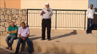 preview picture of video 'إحتفال عيد الأضحى - مدرسة اورط وادي سلامة - 2.10.2014'