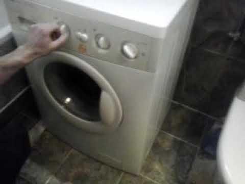 1.3 ремонт стиральной машинки