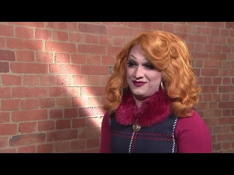 Jinkx Monsoon's perfect Christmas party