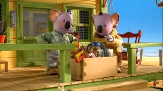 Koala Brothers -Lolly a városba érkezik.