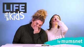 Parents and Non-Parents React to Baby Poo | Fairy Non Bio | Life with Kids