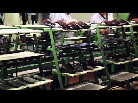 The Sandals Factory - HOW WE MAKE OUR SANDALS -
