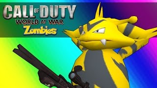 COD Zombies Pokemon Edition - Lizzichu!